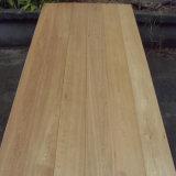 Suelo de madera dirigido roble natural laqueado ULTRAVIOLETA/suelo de la madera dura