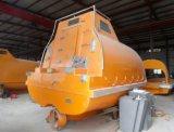 De marine sloot totaal Reddingsboot GRP/de Boot van de Redding in (de versie van version&Cargo van de Tanker)