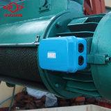 Populäre Elektromotor-Drahtseil-Hebevorrichtung der doppelten Geschwindigkeits-Md1