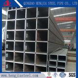 Q235 tubo rettangolare del acciaio al carbonio di programma 40