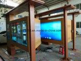 55polegadas LCD Honrizontal Exterior Ad Exibir