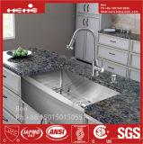 Placa de aço inoxidável pia de cozinha artesanal Dianteiro com CSA Ceritification