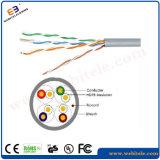 Câble d'installation de twisted pair du chat 5e d'U/UTP Ushielded