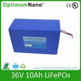 De beste IonenBatterij van het Lithium van de Overeenstemming 36V 10ah voor e-Fiets