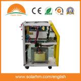 (X9-T10224-50) Чистая синусоида ЖК-экран инвертора солнечной энергии с встроенный контроллер 50A