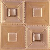 панель стены 1040-3 PU 3D кожаный для самомоднейшего нутряного украшения