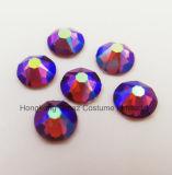 Crystal Diamond Crystal стеклянные бусины Swaro Flatback Rhinestone (FB-SS20 закрывается ab/5A)