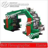 LDPE de Machine van de Druk van Flexo van de Film