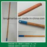 Manche à balai de manche en bois de bonne qualité pour le balai