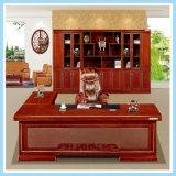 Mesa de escritório de madeira da mesa mesa executiva moderna do escritório da grande