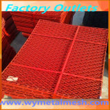 مصنع عمليّة بيع يمدّد معدن شبكة سياج وباب