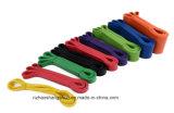 La formation de remise en forme de qualité supérieure du tube de la résistance de Yoga de la bande de latex