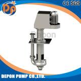 Pompe verticale de boue de turbine de 5 fourgons
