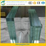 Китай на заводе 10мм Ultra четкие экологические закаленного ламинированного стекла