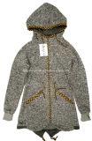 Куртка застежки -молнии ватки женщин на осень весны