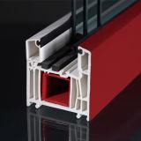 PVC Windows를 위한 플라스틱 밀어남 단면도
