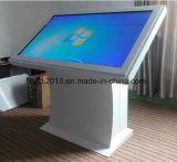 65pulgadas LCD táctil inteligente kiosco para publicidad