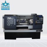 New Model Cknc6180 CNC Flat Bed Lathe Machinery with Importation To control