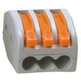 Connecteurs d'éclairage de la série Cmk Cage Clmap Terminals
