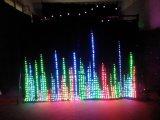 RGBの視野のカーテンP10cmの視野のカーテン