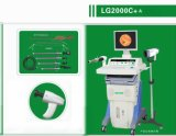 Sigmonoidoscopeシステムが付いているLG2000c+ (a)のAnorectal処理装置