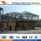 Personalizar la construcción de la estructura de acero para casas prefabricadas