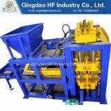 Bloc utilisé faisant à machine la brique hydraulique de bloc concret Molder bloc de cavité de la colle de machine de brique d'occasion Qt10-15 faisant la machine