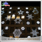 Свет IP44 снежинки мотива рождества снежинки декора торгового центра вися 2D