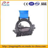 Medalha brilhante feita sob encomenda do esmalte niquelar a preço da fábrica