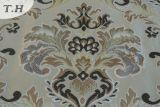 Les plus défunts modèles de jacquard de fleur pour le tissu de meubles et de sofa