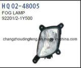 KIA Picantoのための自動予備品の良質の霧ランプそして霧ランプカバー2016年の(S)車。 #OEM: 92201-1y500 /92202-1y500