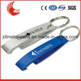 Abrevadero de aluminio barato barato de la aleación del cinc Keychain