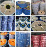 L'irrigation agricole PE Layflat flexible, tuyau souple de l'eau, Tuyau en plastique souple