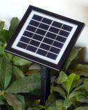 Regulador ligero solar del picovoltio del vidrio con la batería monocristalina (19.6*16.2)