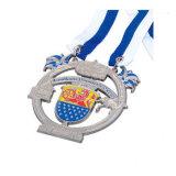 Медаль металла спорта конструкции клиента промотирования на цене по прейскуранту завода-изготовителя