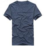 Simplicité d'été personnalisés hommes T-shirt décontracté avec image de marque personnalisée