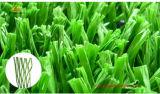 Künstliches Fußball-Gras mit faserigem Garn mit SGS-Bescheinigung