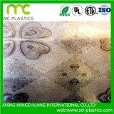 Pvc- Blad voor de Oppervlakte van het Glas/de Bescherming die van het Venster wordt gebruikt