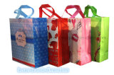 Sac 3 размеров/главным образом формирующ Non сплетенный мешок коробки делая машину