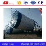Silo portátil do cimento da chapa de aço com 150 toneladas
