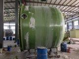 GRP FRP 섬유 유리 저장 배 탱크 Conatiner 반응기