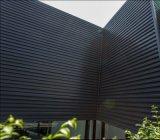 Eco-Friendly와 예술적인 WPC 벽 Caldding