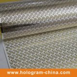 Silvery Tamper Evident Void goffratura di alluminio