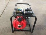 Bomba de agua de alta presión del motor de gasolina