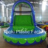 子供Tyos (RC-018)のためのプールが付いている膨脹可能な水スライド