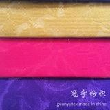 Tissu de composé de velours de cheveu court pour le textile à la maison