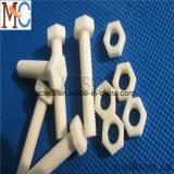 Bullone di ceramica su ordinazione dell'allumina Al2O3/vite di Zirconia