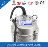 pompe submersible de matériau des eaux d'égout Pump/Ss d'acier inoxydable de 750W 2Inch