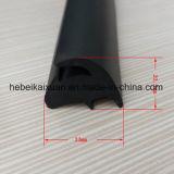 Het zwarte RubberProfiel van de Kleur EPDM