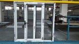 Transversales de aluminio ventanas corredizas de vidrio